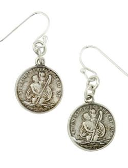 VIRGINS SAINTS & ANGELS LES CELESTES ST. CHRISTOPHER