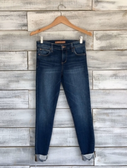JOE'S JEANS THE ICON – MID RISE SKINNY CROP