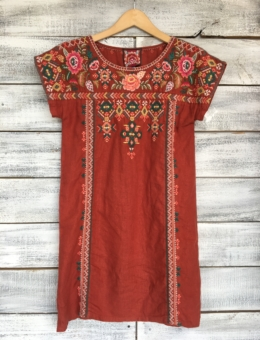 TUNIC DRESS – SHOP THE LOOK