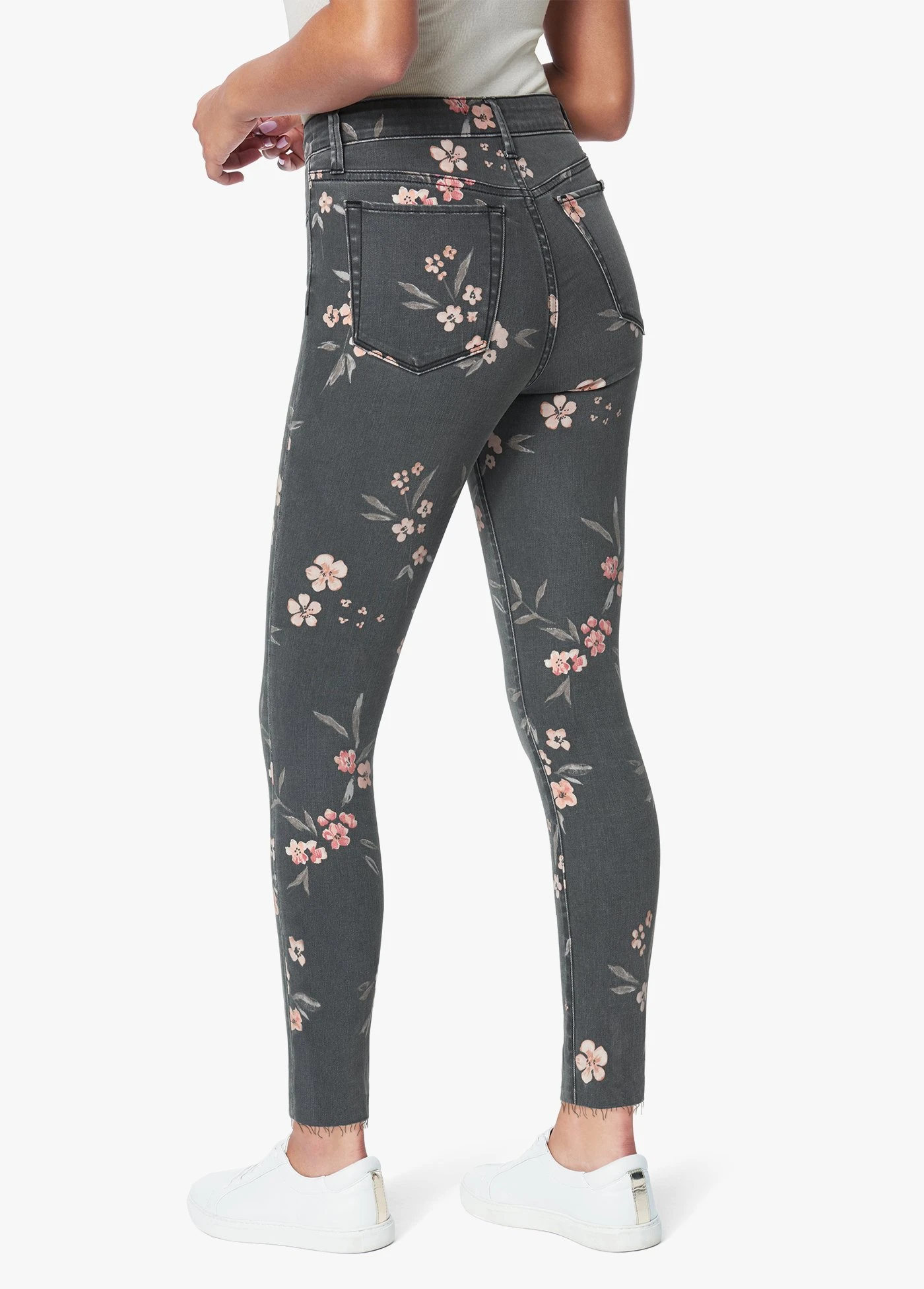 PAINTED BLOSSOM DENIM – SHOP THE LOOK