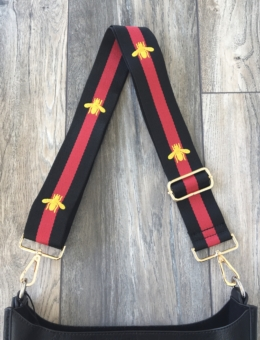 RED BEE BAG STRAP