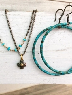 TURQUOISE STERLING COLLECTION